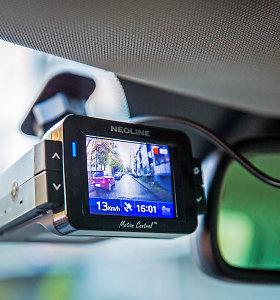 Patikimas vaizdo registratorius: į ką svarbiausia atkreipti dėmesį