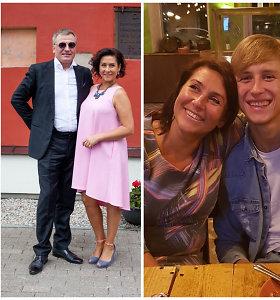 Irena Starošaitė 49-ojo gimtadienio proga iš Žilvino Žvagulio sulaukė staigmenos