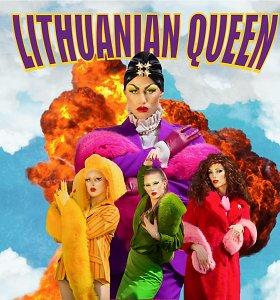 Alen Chicco grįžo su trenksmu: naujos dainos vaizdo klipe – ryškiausios Lietuvos drag karalienės