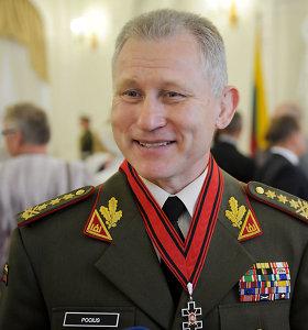 Buvęs kariuomenės vadas A.Pocius jungiasi prie konservatorių