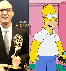 """Mirė buvęs """"Simpsonų"""" prodiuseris J.Michaelas Mendelis"""