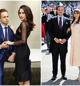 """Meghan Markle mylimąjį seriale """"Suits"""" vaidinęs Patrickas J. Adamsas taps tėvu: jo žmona laukiasi"""