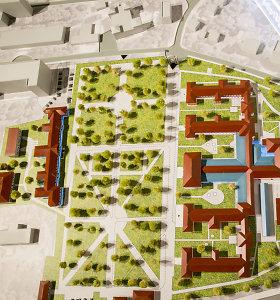 Sapiegų parko rekonstrukcija: barokas ar jo imitacija?