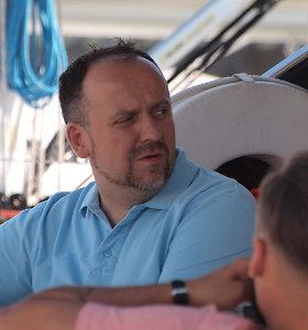Aktorius Andrius Žiurauskas apie filme įkūnytą personažą: įkvėpimo sėmėsi iš oligarchų