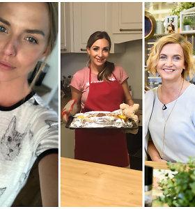 Žinomos moterys dalinasi savo geriausiais šventinių patiekalų receptais: įvertinkite