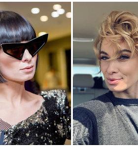 """Ieva Stasiulevičiūtė ir vėl tapo šviesiaplauke: """"Niekada neprisirišu prie vieno įvaizdžio"""""""