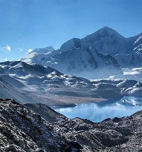 Himalajuose nuslinkus sniego lavinai dingo mažiausiai septyni žmonės