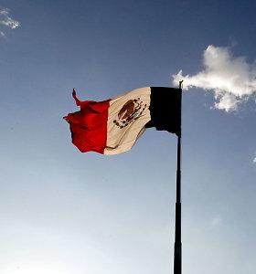 Meksikos centrinis bankas pirmą kartą per daugiau kaip 5 metus sumažino bazines palūkanas
