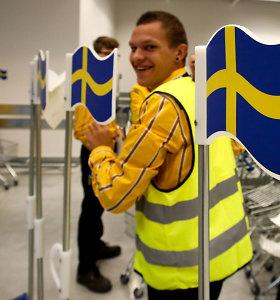 """""""Ikea"""" Latvijoje atidarė internetinę parduotuvę"""