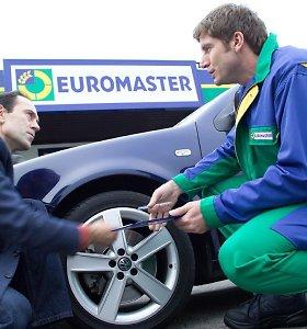 """Daugiau nei padangų servisas: apsilankę """"Euromaster"""" apie automobilį sužinosite daugiau"""