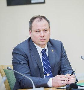 Buvęs žemės ūkio ministras G.Surplys tapo premjero patarėju
