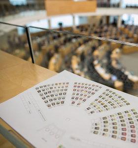 15min paaiškina: ką būtina žinoti apie referendumą dėl Seimo narių skaičiaus mažinimo