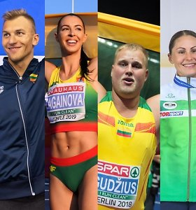 Metai iki olimpinių žaidynių: bilietus į Tokiją jau turi septyni lietuviai