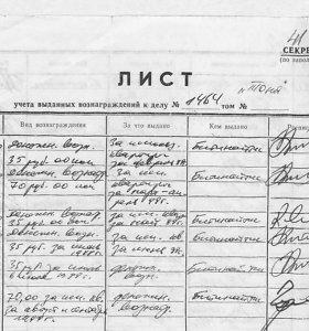 Paviešinti istoriniai dokumentai, kaip KGB atsilygindavo savo agentams