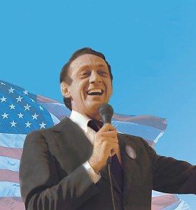 Prieš 90 metų gimė JAV politikas, tapęs homoseksualų judėjimo ikona: jo šaknys slypi Joniškyje