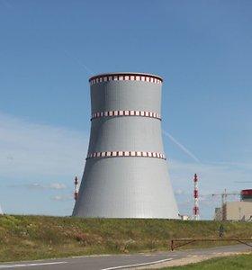 Baltarusija informavo, kad elektros gamyba Astravo AE prasidės lapkritį