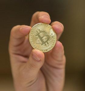 Bitkoino kursas pirmą kartą per 10 mėnesių perkopė 8 tūkst. JAV dolerių ribą