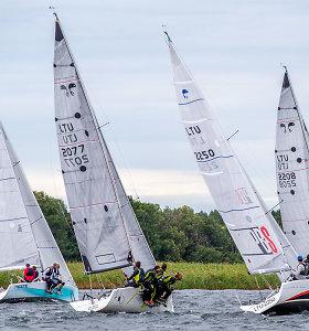 """Patvirtinta: """"Platu25"""" jachtų klasės pasaulio čempionatas 2020 metais vyks Lietuvoje"""