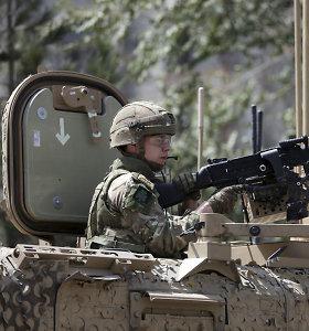 NATO: Afganistane žuvo amerikiečių karys