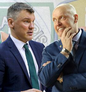 """""""Eurolygos diena"""": elitinis """"Žalgiris"""", E.Ulanovas ir atgimstanti R.Kurtinaičio viltis"""