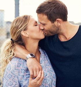 Kodėl mes bučiuojamės? Kokie bučiniai patinka vyrams, o kokie – moterims?