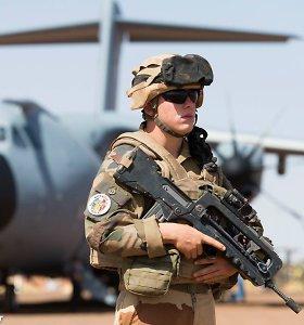 Lietuva šiurpsta pagalvojus apie NATO sąjungininkų abejingumą, tačiau prancūzams neskuba padėti