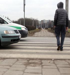 """Šiaulietės su """"Audi 80"""" partrenktam mažamečiui – gaktikaulio ir dubens kaulų lūžiai"""