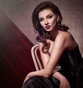 Dėl dingusios merginos sukrėsta modelis Gabrielė Gutt prisipažino rankinėje visada turinti peilį