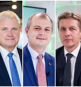 Rinkimai Klaipėdoje: suskilusiems liberalams ant kulnų lipa rimti konkurentai