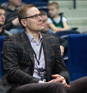 R.Javtokas – apie naujoką, žalgiriečių šansus patekti į NBA ir A.Kavaliausko siurprizą