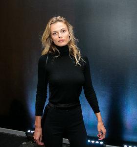"""""""Tarp pilkų debesų"""" premjeros netikėta viešnia – supermodelis Edita Vilkevičiūtė"""