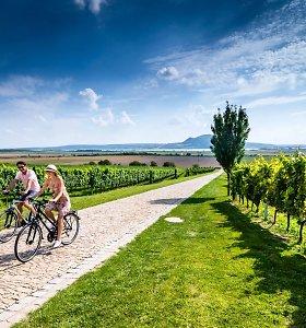 Po Čekiją – dviračiais