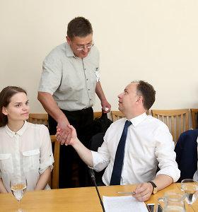 Kai kurios mokyklos dėl karščių įvedė laisvą pamokų lankymą: ministrai sprendimus žada kitiems metams