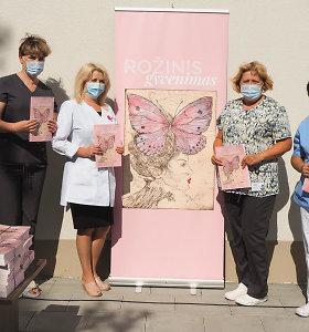 """""""Rožinis gyvenimas"""" – ir sergant krūties vėžiu gyvenimas tęsiasi"""