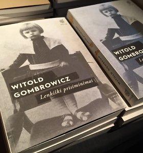 Valdas Papievis: norėčiau rašyti taip, kaip tai daro Witoldas Gombrowiczius