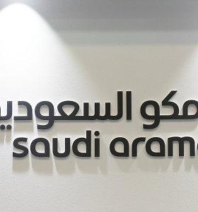 """""""Saudi Aramco"""" pardavė visas papildomas akcijas, IPO suma padidėjo iki 29,4 mlrd. dolerių"""