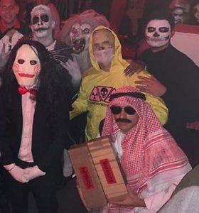 """Nejuokingas kostiumas: Miuncheno """"Bayern"""" žvaigždė tapo arabu teroristu"""