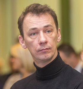Vytautas Kernagis: Tikiu žmonėmis, kuriems Kultūra yra prioritetas