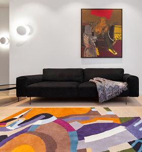 Stilingos grindys – jaukūs namai: patarimai, kaip išsirinkti tinkamą kilimą