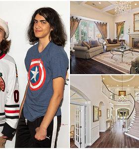 Pirmieji jauniausio Michaelo Jacksono sūnaus namai – kelių milijonų vertės vila prabangiame rajone