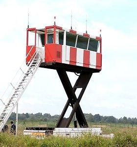 Lėktuvų skrydžius virš Lietuvos saugo transformeris, tinkantis ir kariuomenei