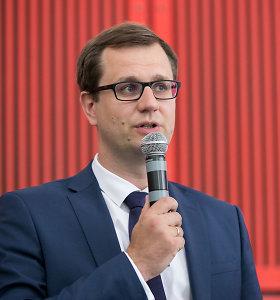 """""""Lietuvos geležinkelių"""" valdyboje M.Bartušką keičia švedas M.Hansonas"""