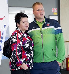 Daina Gudzinevičiūtė paaiškino olimpinės rinktinės formavimo sistemą