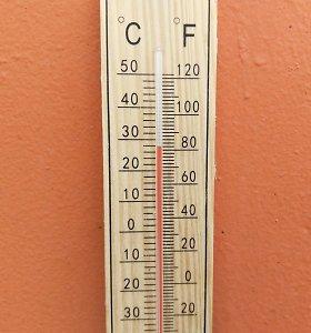 Pirmadienį dalyje Lietuvos viršyti šilumos rekordai