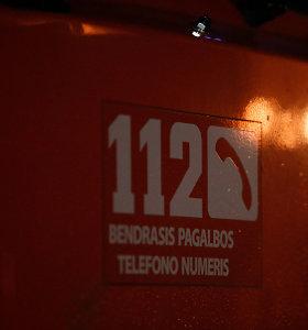 Brinkiškių kaime pranešta apie degantį namą, bet ugniagesiai rado tik dūmus