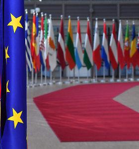 Daugiau nei pusė europiečių mano, kad ES per 20 metų nebeliks