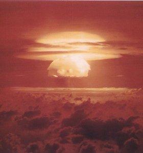 O jeigu pasaulinis branduolinis karas: ką valgytume atominės žiemos metu?