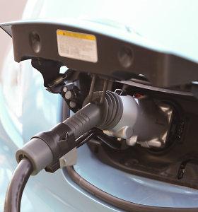 Danų eksperimentas įrodė: naudojami elektromobiliai gali uždirbti pinigus