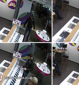 """Panevėžyje iš salono pavogtas """"Apple iPhone 11 Pro"""" telefonas: 1 196 eurų žala"""
