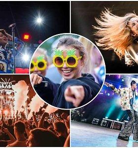 Išrinkite geriausią 2017 metų muzikos festivalį